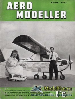 Aeromodeller (April 1953)