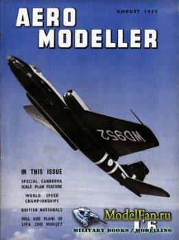 Aeromodeller (August 1953)