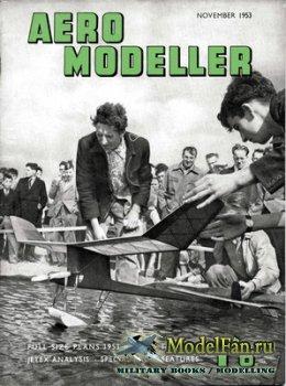 Aeromodeller (November 1953)