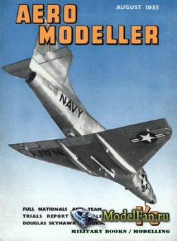 Aeromodeller (August 1955)
