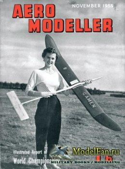 Aeromodeller (November 1955)