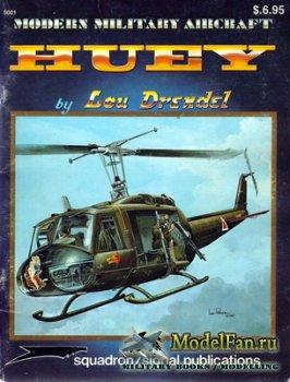 Squadron Signal (Modern Military Aircraft) 5001 - UH-1 Huey