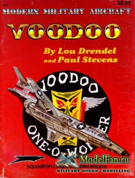 Squadron Signal (Modern Military Aircraft) 5002 - F-101 Voodoo