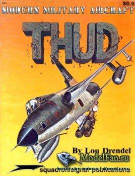 Squadron Signal (Modern Military Aircraft) 5004 - F-105 Thud