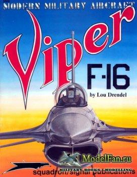Squadron Signal (Modern Military Aircraft) 5009 - F-16 Viper