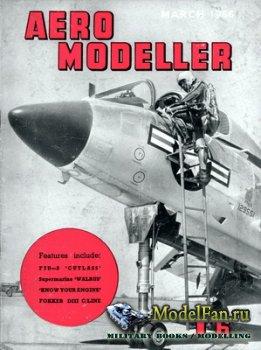 Aeromodeller (March 1956)