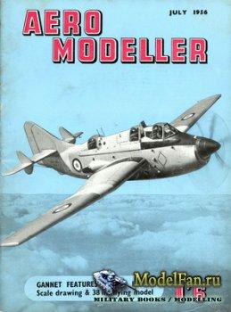 Aeromodeller (July 1956)