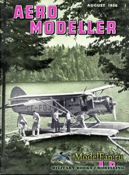 Aeromodeller (August 1956)