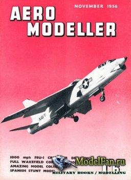 Aeromodeller (November 1956)