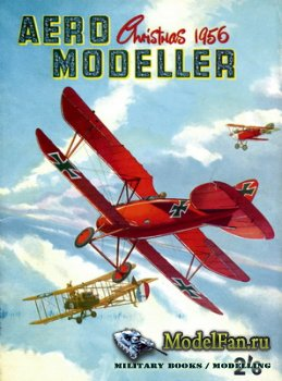 Aeromodeller (December 1956)
