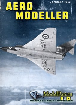 Aeromodeller (January 1957)