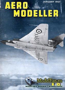 Aeromodeller (January 1957)