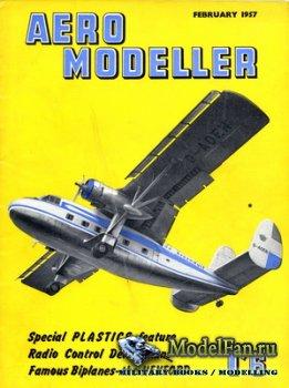 Aeromodeller (February 1957)