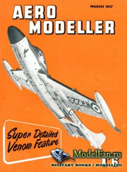 Aeromodeller (March 1957)