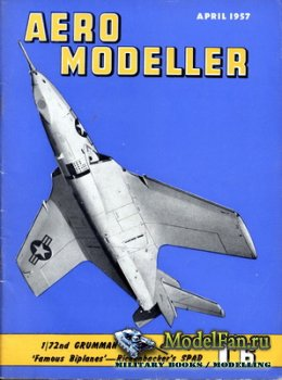 Aeromodeller (April 1957)