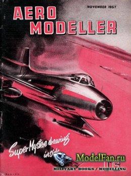 Aeromodeller (November 1957)