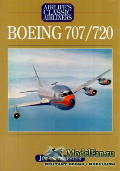 Airlife - Classic Airliners - Boeing 707/720