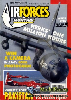 AirForces Monthly (May 1990) №26