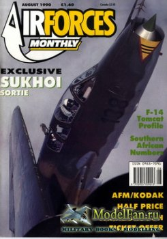 AirForces Monthly (August 1990) №29