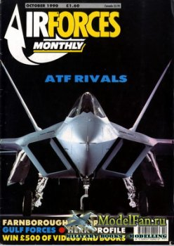 AirForces Monthly (October 1990) №31