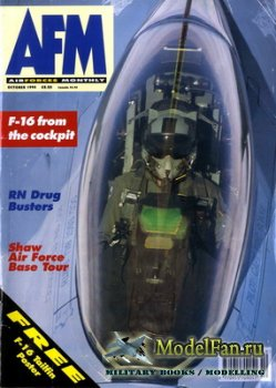 AirForces Monthly (October 1994) №79