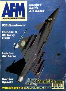 AirForces Monthly (March 1995) №84