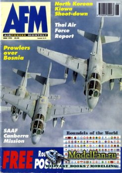 AirForces Monthly (June 1995) №87