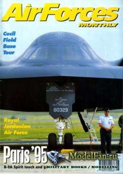 AirForces Monthly (August 1995) №89
