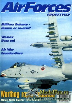 AirForces Monthly (December 1995) №93