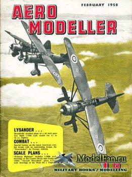 Aeromodeller (February 1958)