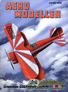 Aeromodeller (June 1958)