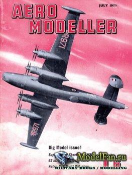 Aeromodeller (July 1958)