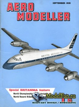 Aeromodeller (September 1958)