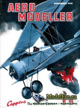 Aeromodeller (November 1958)