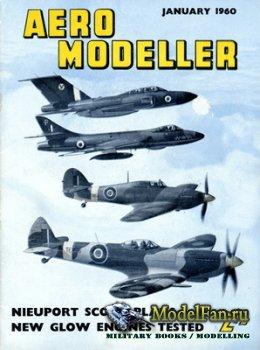 Aeromodeller (January 1960)