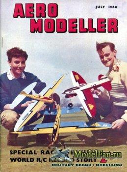 Aeromodeller (July 1960)