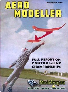Aeromodeller (November 1960)