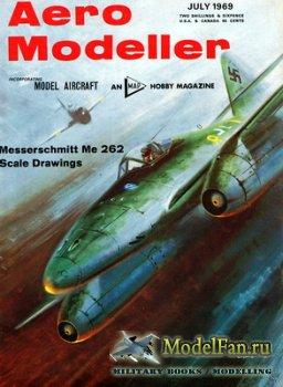 Aeromodeller (July 1969)