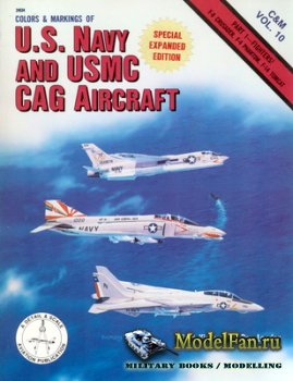 Airlife - Colors & Markings (Vol.10) - Colors & Markings of U.S. Navy and U ...
