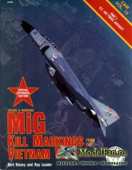 Airlife - Colors & Markings (Vol.12) - MiG Kill Markings from the Vietnam W ...