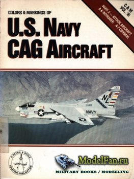 Airlife - Colors & Markings (Vol.16) - Colors & Markings of U.S. Navy CAG A ...