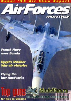 AirForces Monthly (January 1996) №94