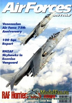 AirForces Monthly (February 1996) №95
