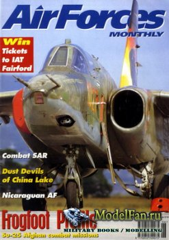 AirForces Monthly (June 1996) №99
