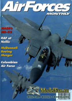 AirForces Monthly (February 1997) №107