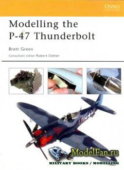 Osprey - Modelling 11 - Modelling the P-47 Thunderbolt