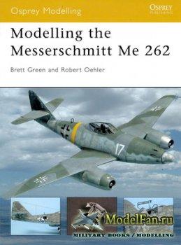 Osprey - Modelling 12 - Modelling the Messerschmitt Me 262