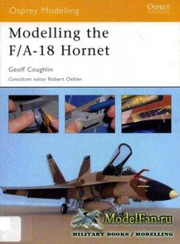 Osprey - Modelling 16 - Modelling the F/A-18 Hornet