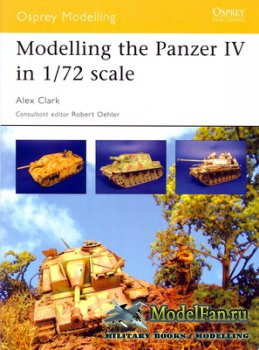 Osprey - Modelling 17 - Modelling the Panzer IV in 1/72 scale