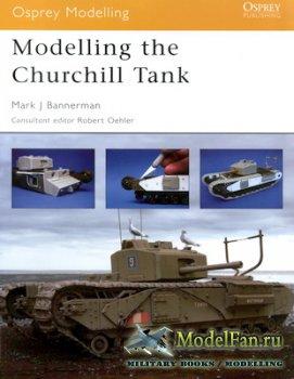 Osprey - Modelling 21 - Modelling the Churchill Tank